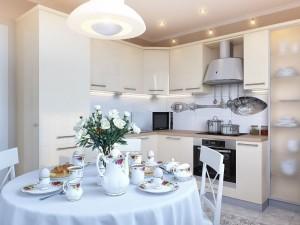cozinha-classica-com-moveis-brancos